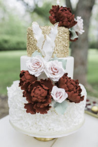 Wedding Cake, Susannas Custom Creations
