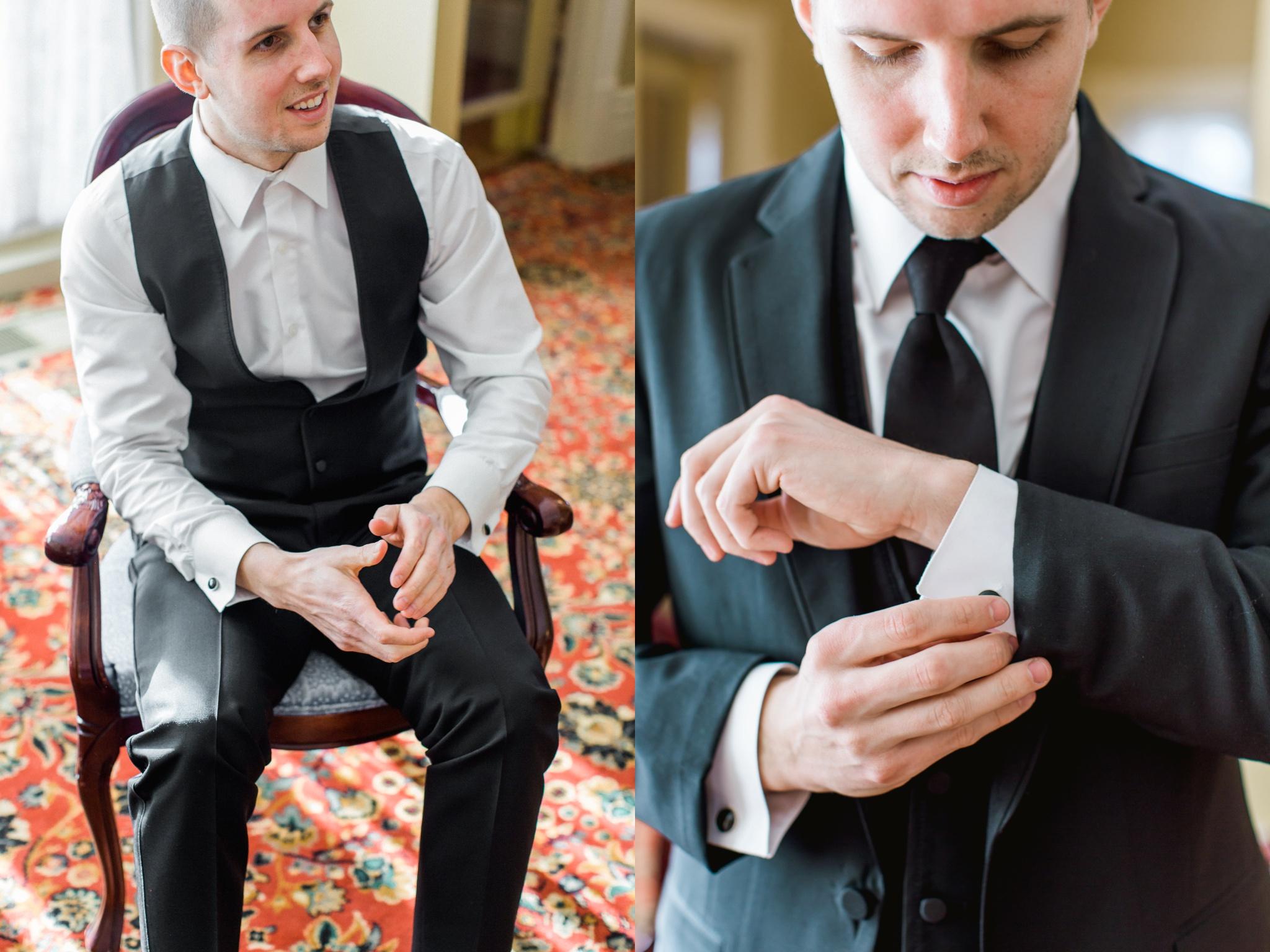 Millcroft Wedding, Spa Wedding, Winter Wedding