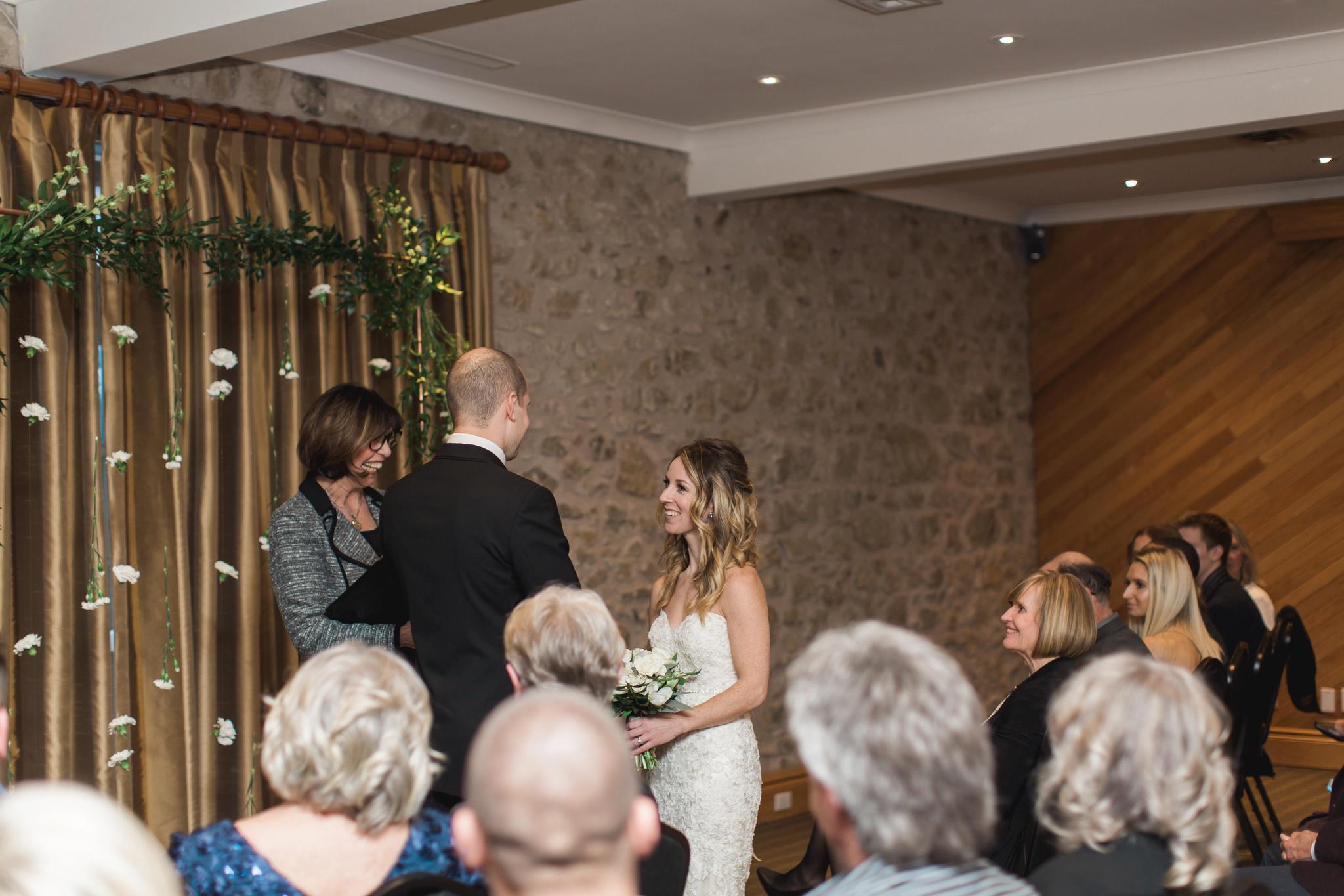 Winter Wedding Venue in Toronto