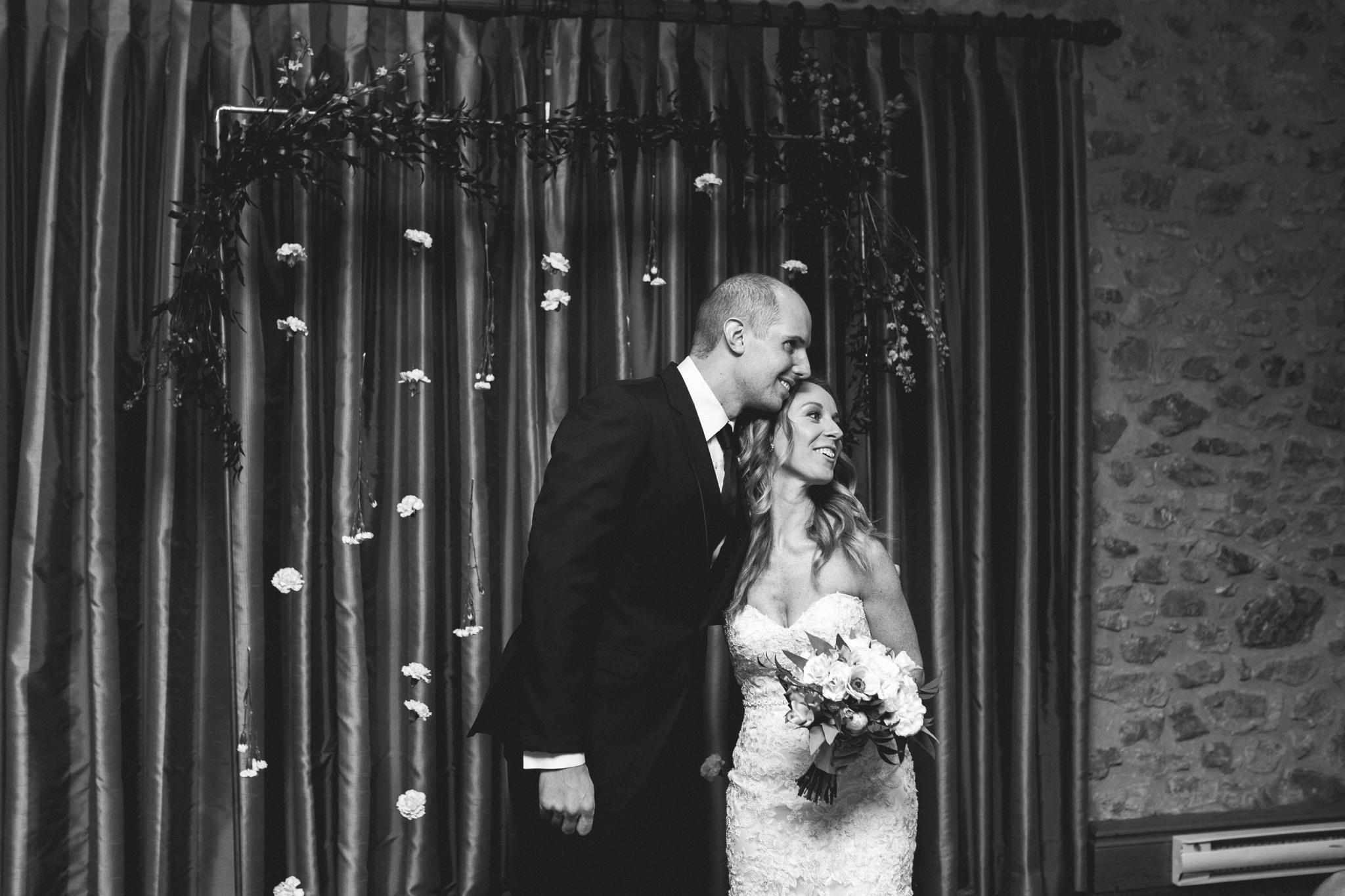Winter Weddings in Ontario, Peterborough Wedding Photographer