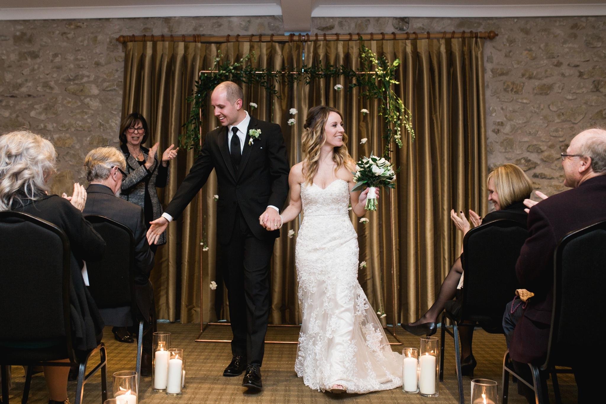 Peterborough Bride, Winter Weddings in Ontario