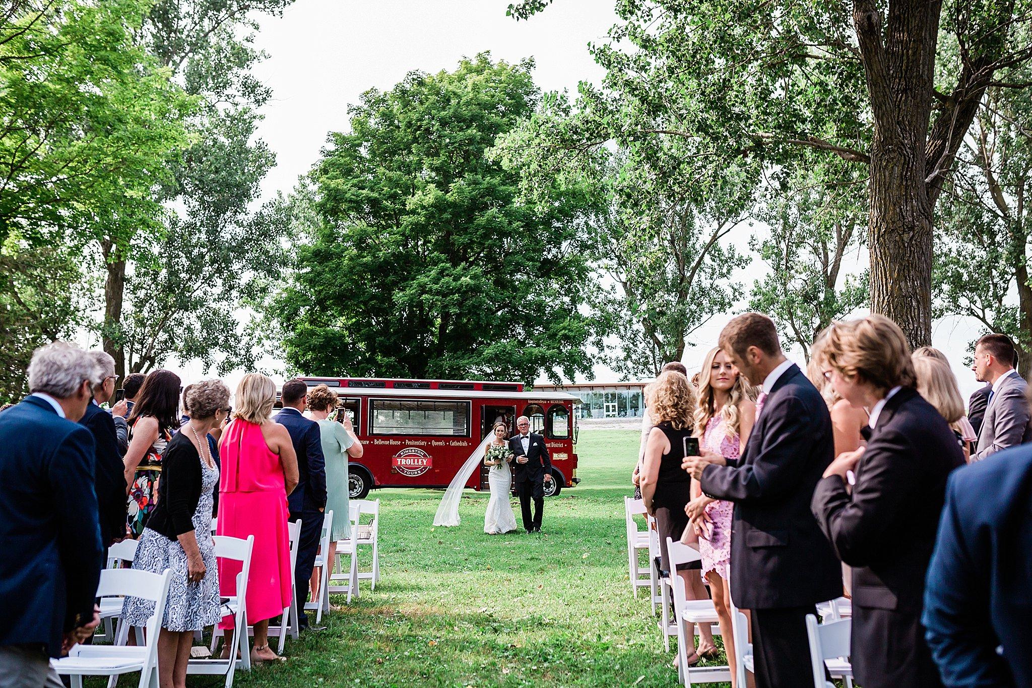 Fort Henry Wedding