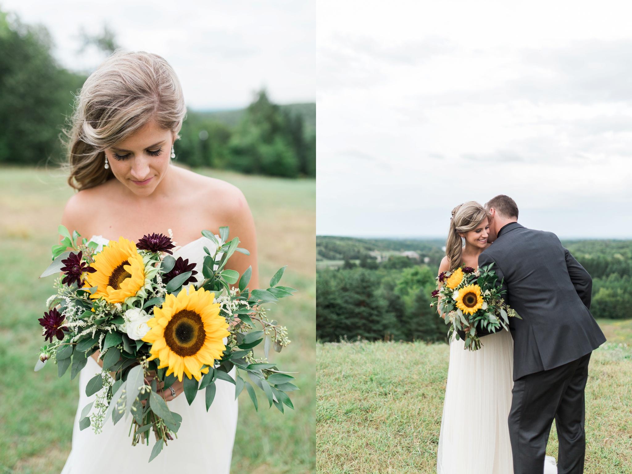 Sunflower Bouquet, Mint Floral Co.