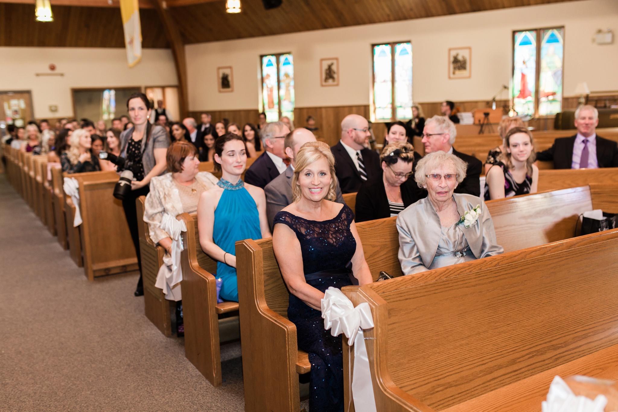 Church Wedding, Irish Wedding