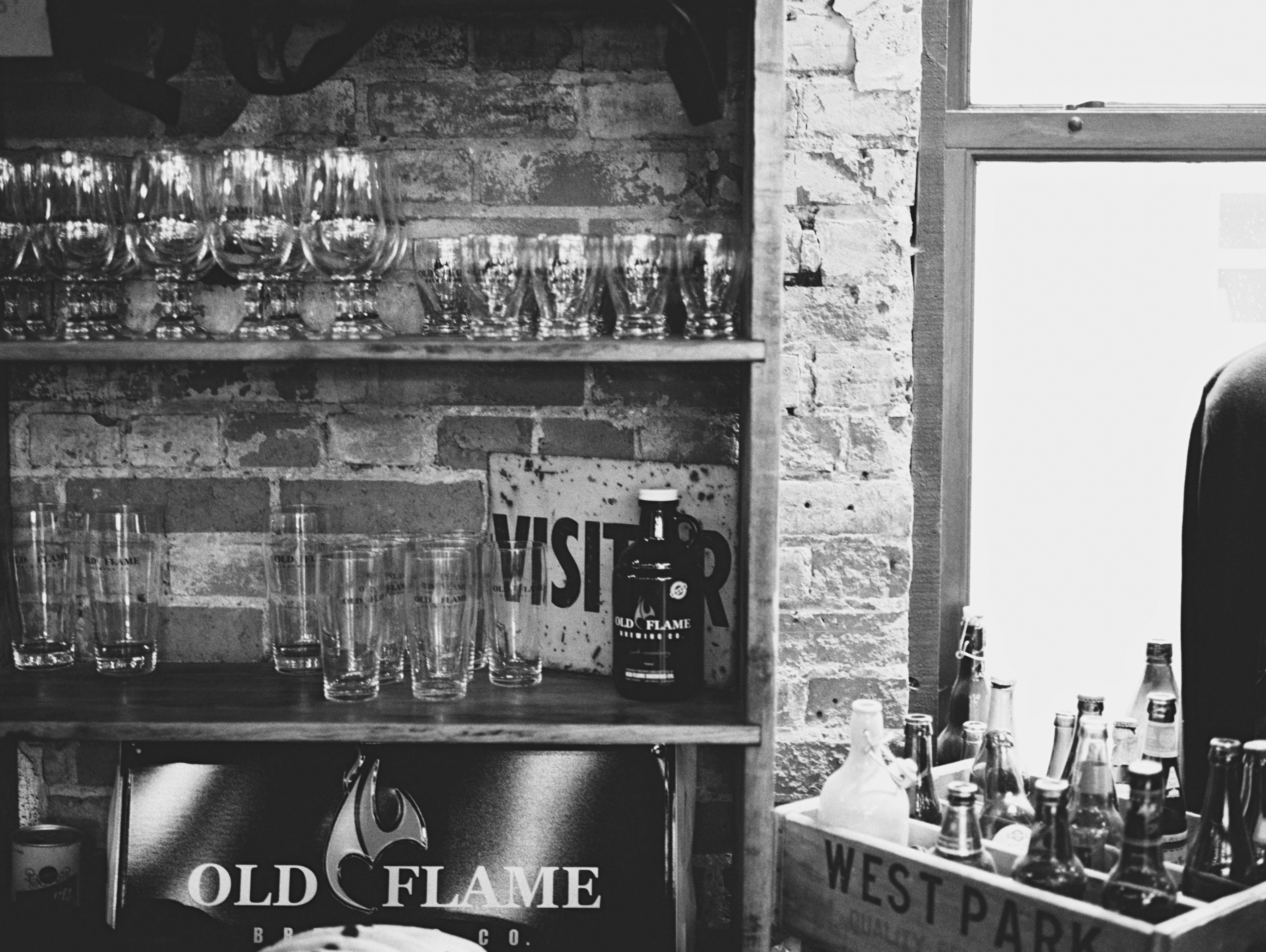 Olde Flame Brewery Wedding