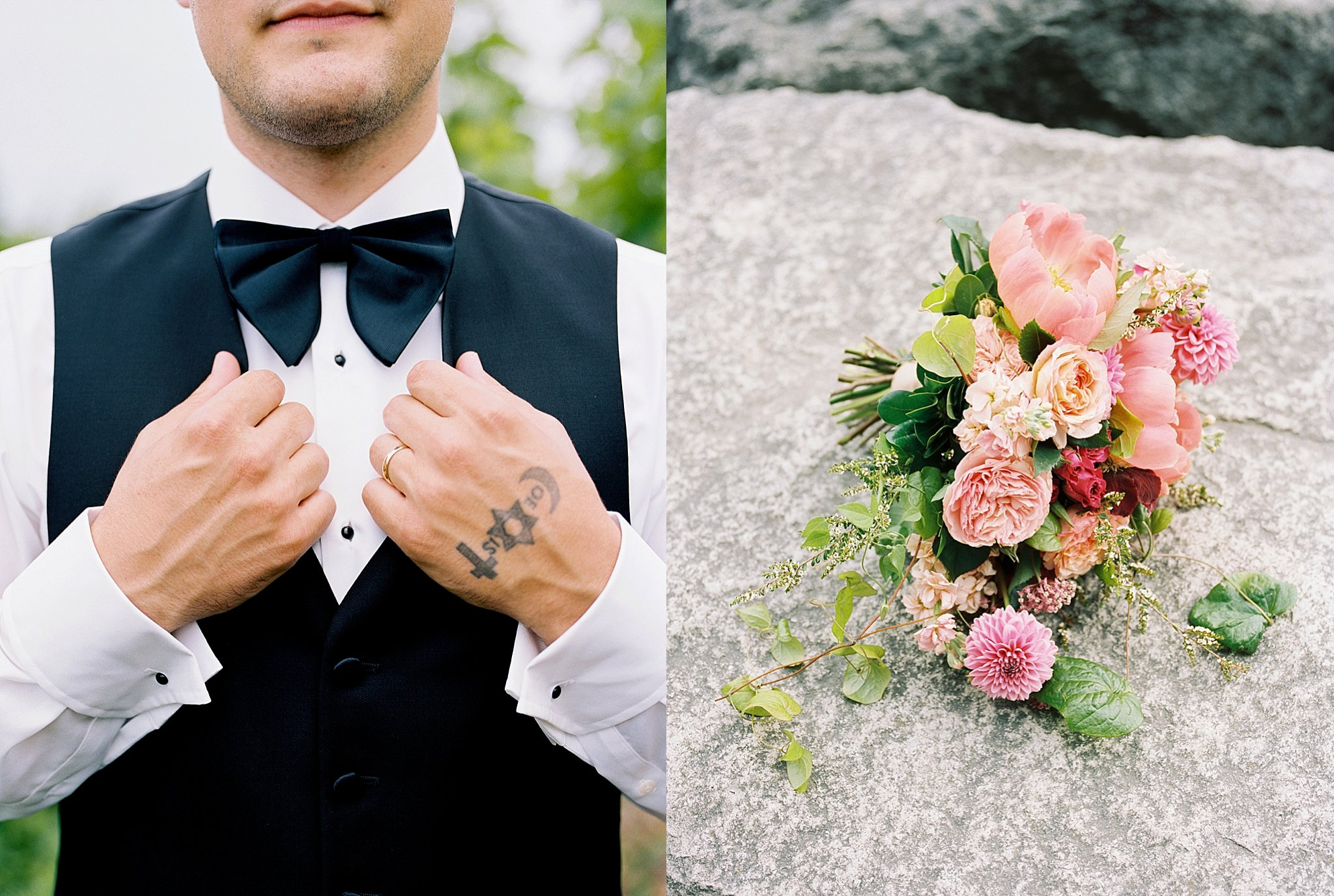 NOTL Florist, Toronto Film Photography, Durham Region Wedding Photography
